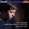 モーツァルト:ピアノ・ソナタ集ピリス(P) [CD]
