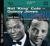 ナット・キング・コール、クインシー・ジョーンズ&ヒズ・ビッグ・バンド / スイス・ラジオ・デイズ・ジャズ・シリーズ Vol.33