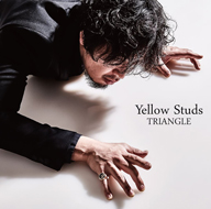 Yellow Studs / TRIANGLE(CD+T-SHIRT(SIZE:L) SPECIAL SET) [限定]