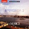 サンマルティーニ:合奏協奏曲op.2イ・ムジチ [CD]