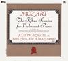 モーツァルト:ヴァイオリン・ソナタ集1シゲティ(VN) ホルショフスキー(P) [デジパック仕様] [2CD]