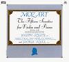 モーツァルト:ヴァイオリン・ソナタ集2シゲティ(VN) ホルショフスキー,セル(P) [デジパック仕様] [2CD]