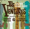 ベンチャーズ / The Ventures Legacy Leads Live! featuring the guitars of Gerry McGee and Nokie Edwards [2CD] [CD] [アルバム] [2017/07/19発売]