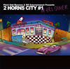 唾奇、Sweet Williamら参加のコンピ『2 HORNS CITY #1 -MARS DINER-』発売