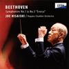ベートーヴェン:交響曲第1番&第3番「英雄」久石譲 - ナガノco. [CD]