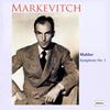 マーラー:交響曲第1番マルケヴィッチ - LGO [CD]