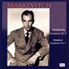 チャイコフスキー:交響曲第4番 - シューベルト:交響曲第3番マルケヴィッチ - LGO [CD]