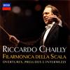 リッカルド・シャイー&スカラ座フィルハーモニー管弦楽団、ミラノ・スカラ座にまつわる管弦楽曲集をリリース