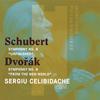 シューベルト:交響曲第8番「未完成」 - ドヴォルザーク:交響曲第9番「新世界より」チェリビダッケ - ミュンヘンpo. [CD]