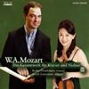 モーツァルト:ピアノとヴァイオリンのための作品全集3漆原啓子(VN) ロイシュナー(P) [2CD]