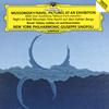 ムソルグスキー:組曲「展覧会の絵」 他シノーポリ - NYP [SHM-CD] [再発]