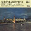 ショスタコーヴィチ:交響曲第5番・第1番 アンチェル / チェコpo. [UHQCD] [アルバム] [2017/12/20発売]