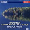 ブルックナー:交響曲第7番 ブロムシュテット / ドレスデン・シュターツカペレ [UHQCD] [アルバム] [2017/12/20発売]
