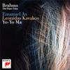 ブラームス:ピアノ三重奏曲(全曲) アックス(P) ヨーヨー・マ(VC) カヴァコス(VN) [2CD] [Blu-spec CD2] [アルバム] [2017/09/13発売]