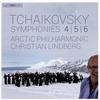 チャイコフスキー:後期交響曲集 リンドベルイ / アークティック・フィルハーモニック [再発]