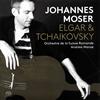 エルガー:チェロ協奏曲 / チャイコフスキー:ロココの主題による変奏曲 他 モーザー(VC) マンゼ / スイス・ロマンドo. [再発]