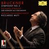 ブルックナー:交響曲第2番 / R.シュトラウス:組曲「町人貴族」 ムーティ / VPO オピッツ(P) [2CD] [SHM-CD] [アルバム] [2017/12/06発売]