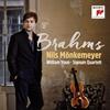 ドイツのヴィオラ奏者ニルス・メンケマイヤー、ブラームス最晩年の2曲のソナタをリリース