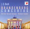 J.S.バッハ:ブランデンブルク協奏曲(全曲) ゲーベル / ベルリン・バロック・ゾリステン [2CD]