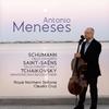 シューマン、サン=サーンス:チェロ協奏曲集 / チャイコフスキー:ロココの主題による変奏曲 メネセス(VC) クルス / ロイヤル・ノーザン・シンフォニア
