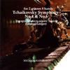 チャイコフスキー:交響曲第四番・第六番(悲愴)(ピアノ二台八手編曲版)ナナサコフ(P) [CD]