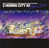 """Pitch Odd Mansion&MS Entertainment Presents""""2 HORNS CITY #2 -Rain Library-"""""""
