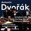 ドヴォルザーク:交響曲第9番「新世界より」 / スラヴ舞曲第1集より オロスコ=エストラーダ / ヒューストンso.