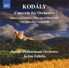 コダーイ:管弦楽のための協奏曲 他 ファレッタ / バッファローpo. [CD] [アルバム] [2018/01/26発売]