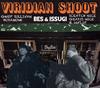 BES&ISSUGI、共演作『VIRIDIAN SHOOT』のジャケットとトラックリストを公開