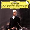 ベートーヴェン:交響曲第3番「英雄」・第8番カラヤン - BPO [UHQCD] [限定]