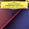 ブラームス:交響曲第2番・第3番カラヤン - BPO [UHQCD] [限定]