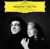 マルタ・アルゲリッチ、セルゲイ・ババヤンとの2台ピアノによるプロコフィエフ作品集を発表