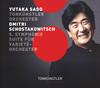 ショスタコーヴィチ:交響曲第5番佐渡裕 - トーンキュンストラ—o. [CD] [デジパック仕様]