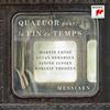 マルティン・フレストらクラシック界気鋭の個性派4名による『メシアン: 世の終わりのための四重奏曲』発売