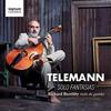 テレマン:無伴奏ヴィオラ・ダ・ガンバのためのファンタジアTWV40-26〜37ブースビー(VG) [2CD]