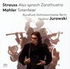 R.シュトラウス:交響詩「ツァラトゥストラはかく語りき」 他 ユロフスキ / ベルリン放送so.
