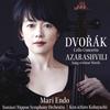 ドヴォルザーク:チェロ協奏曲 - アザラシヴィリ;無言歌遠藤真理(VC) [CD]