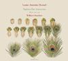ルイ=アントワーヌ・ドルネル:トラヴェルソのための組曲集ハーツェルツェット(FT) 他 [CD]