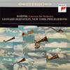 バルトーク:管弦楽のための協奏曲 / 弦・打楽器・チェレスタのための音楽 バーンスタイン / NYP [限定] [CD] [アルバム] [2018/08/22発売]