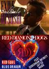 EXILE ATSUSHI / RED DIAMOND DOGS / Suddenly / RED SOUL BLUE DRAGON [3Blu-ray+CD] [CD] [シングル] [2018/11/28発売]