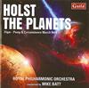 ホルスト:組曲「惑星」 - エルガー:威風堂々第1番バット - RPO [CD]