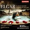 エルガー:ミュージック・メイカーズ / イングランドの精神 A.デイヴィス / BBCso.、cho. 他