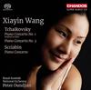 チャイコフスキー:ピアノ協奏曲第1番&第3番 - スクリャービン:ピアノ協奏曲シャイン・ワン(P) ウンジャン - ロイヤル・スコティッシュ・ナショナルo. [SA-CDハイブリッドCD]