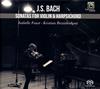 J.S.バッハ:ヴァイオリンとチェンバロのためのソナタ(全曲) ファウスト(VN) ベザイデンホウト(HC) [SA-CD] [デジパック仕様] [限定] [CD] [アルバム] [2018/11/00発売]