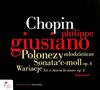 ショパン:初期ポロネーズ集&ピアノ・ソナタ第1番ジュジアーノ(P) [CD]