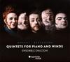 モーツァルト、ベートーヴェン:ピアノと管楽器のための五重奏曲 アンサンブル・ディアーロギ [デジパック仕様] [CD] [アルバム] [2019/01/00発売]
