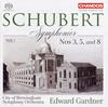 シューベルト:交響曲集Vol.1 ガードナー / バーミンガム市so. [SA-CDハイブリッド] [CD] [アルバム] [2019/01/00発売]