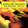 ベートーヴェン、ヴェルディ:弦楽四重奏曲 プレヴィン / VPO [SHM-CD] [アルバム] [2019/04/03発売]