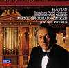 ハイドン:交響曲第92番「オックスフォード」・第96番「奇蹟」 プレヴィン / VPO [SHM-CD] [再発] [アルバム] [2019/04/03発売]