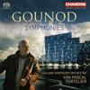 グノー:交響曲集トルトゥリエ - アイスランドso. [SA-CDハイブリッドCD]